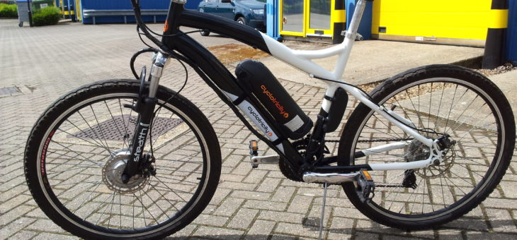 Bici elettrica: come scegliere la batteria più adatta