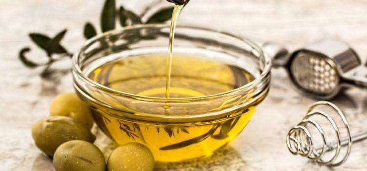 Olio extravergine d'oliva e dieta mediterranea
